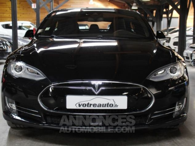 Tesla MODEL S 90 KWH PERFORMANCE DUAL MOTOR NOIR Occasion - 3