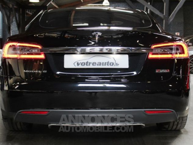Tesla MODEL S 90 KWH PERFORMANCE DUAL MOTOR NOIR Occasion - 4