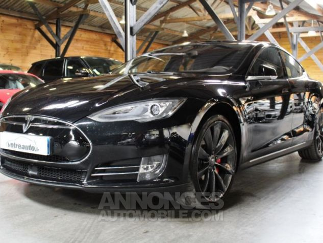Tesla MODEL S 90 KWH PERFORMANCE DUAL MOTOR NOIR Occasion - 5