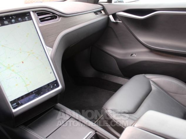 Tesla MODEL S 90 KWH PERFORMANCE DUAL MOTOR NOIR Occasion - 9