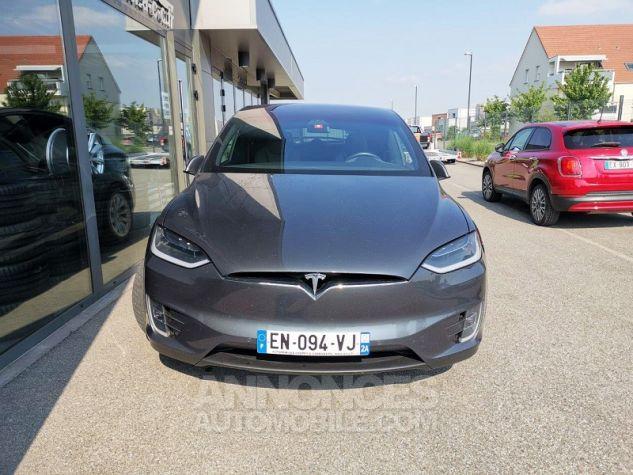 Tesla Model X 90D DUAL MOTOR GRIS Occasion - 3