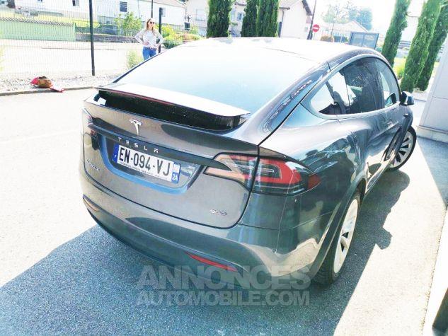 Tesla Model X 90D DUAL MOTOR GRIS Occasion - 5