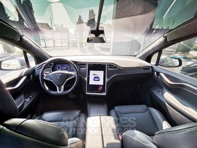 Tesla Model X 90D DUAL MOTOR GRIS Occasion - 9