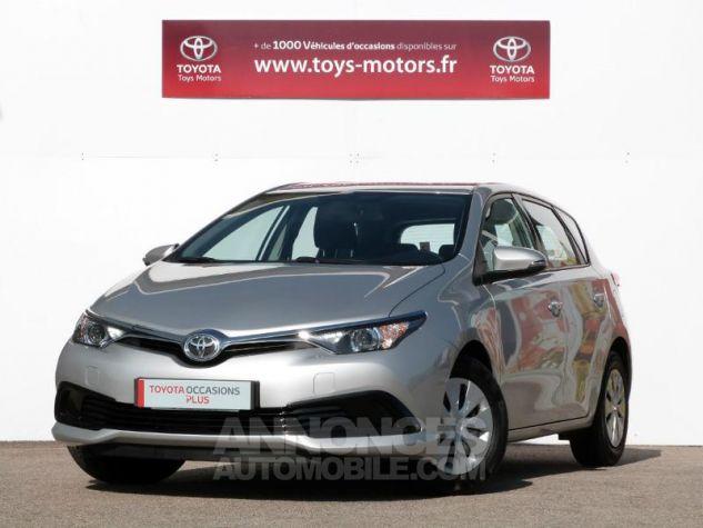 Toyota AURIS 100 VVT-i Tendance GRIS ALUMINIUM Occasion - 0