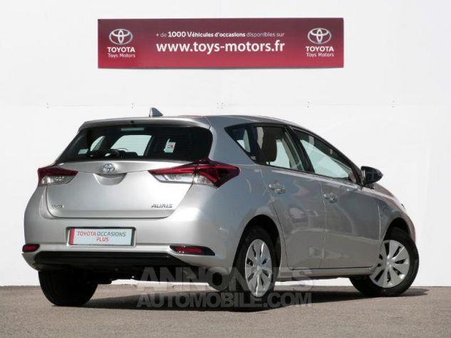 Toyota AURIS 100 VVT-i Tendance GRIS ALUMINIUM Occasion - 1