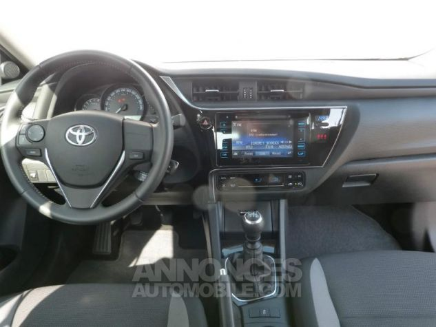 Toyota AURIS 100 VVT-i Tendance GRIS ALUMINIUM Occasion - 2
