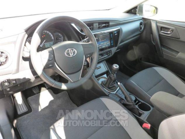 Toyota AURIS 100 VVT-i Tendance GRIS ALUMINIUM Occasion - 6