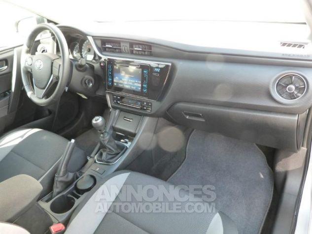 Toyota AURIS 100 VVT-i Tendance GRIS ALUMINIUM Occasion - 7