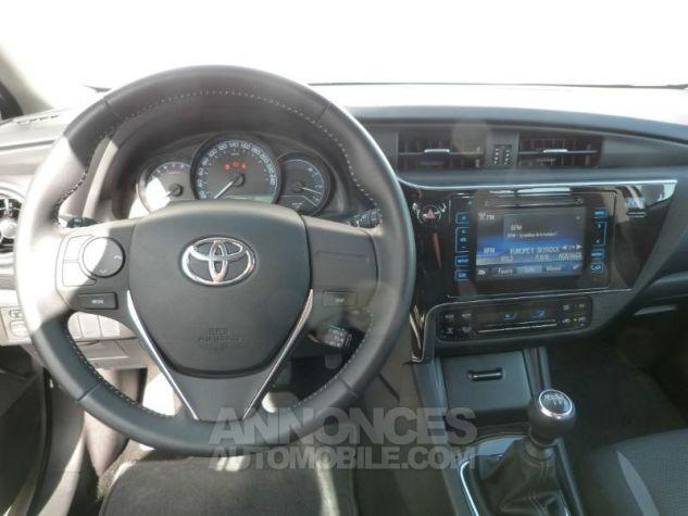 Toyota AURIS 100 VVT-i Tendance GRIS ALUMINIUM Occasion - 8