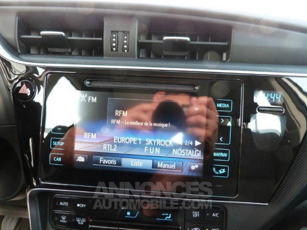 Toyota AURIS 100 VVT-i Tendance GRIS ALUMINIUM Occasion - 9