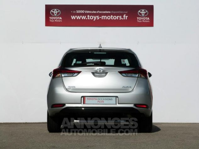 Toyota AURIS 100 VVT-i Tendance GRIS ALUMINIUM Occasion - 11