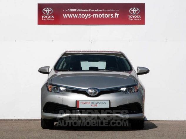 Toyota AURIS 100 VVT-i Tendance GRIS ALUMINIUM Occasion - 12