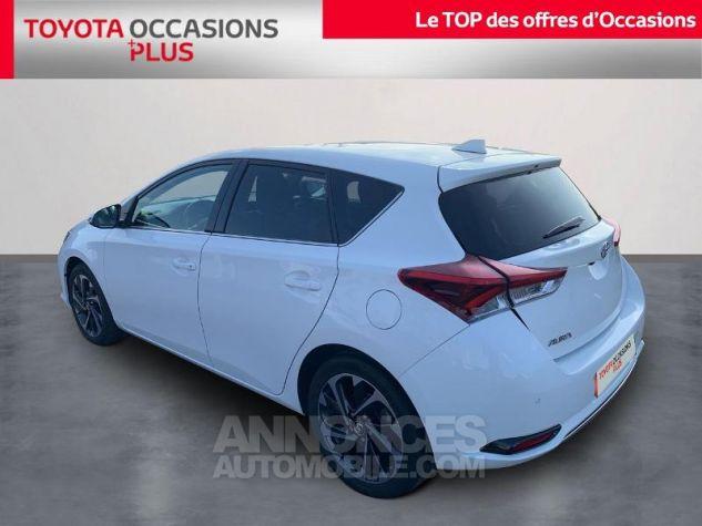 Toyota AURIS 112 D-4D Design Business Blanc Occasion - 1
