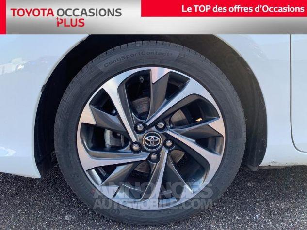 Toyota AURIS 112 D-4D Design Business Blanc Occasion - 3