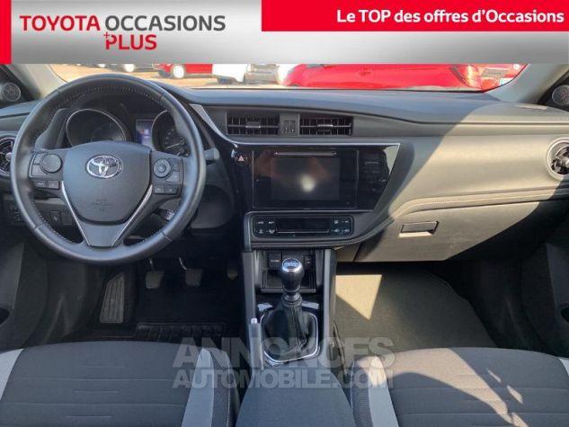 Toyota AURIS 112 D-4D Design Business Blanc Occasion - 4