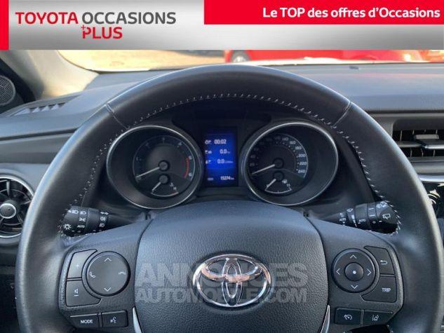 Toyota AURIS 112 D-4D Design Business Blanc Occasion - 7