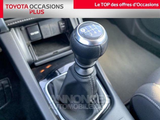 Toyota AURIS 112 D-4D Design Business Blanc Occasion - 8