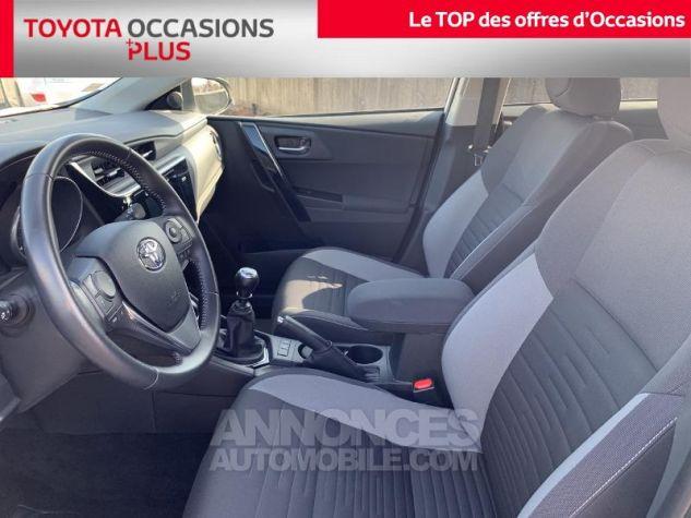 Toyota AURIS 112 D-4D Design Business Blanc Occasion - 12