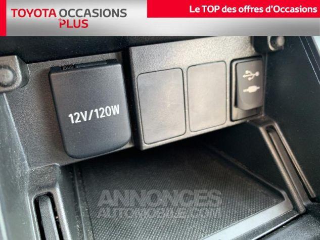 Toyota AURIS 112 D-4D Design Business Blanc Occasion - 16