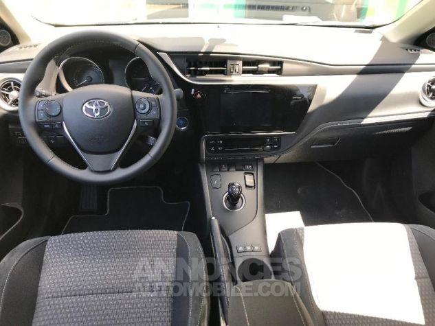 Toyota AURIS HSD 136h Collection BI-TON BLANC NACRE Occasion - 4