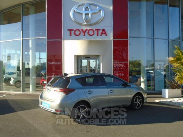 Toyota AURIS HSD 136h Collection BI-TON GRIS PLATINE Occasion - 2