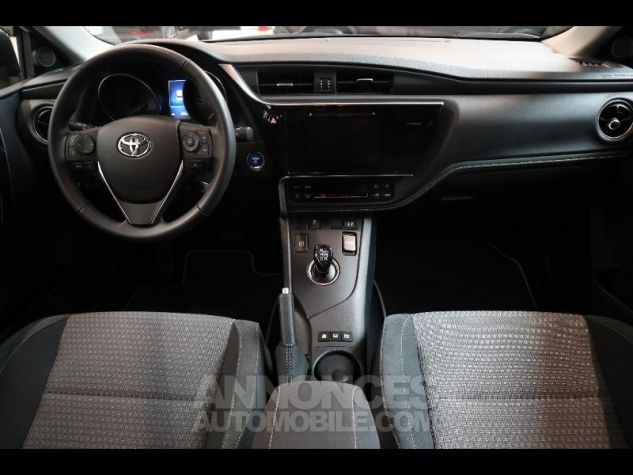 Toyota AURIS HSD 136h Collection RC18 blanche Occasion - 2