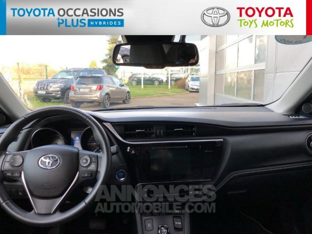Toyota AURIS HSD 136h Collection RC18 Blanc Nacre Occasion - 4