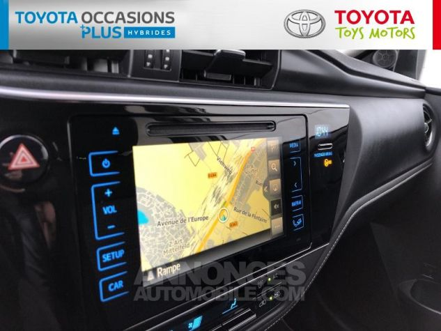 Toyota AURIS HSD 136h Collection RC18 Blanc Nacre Occasion - 6