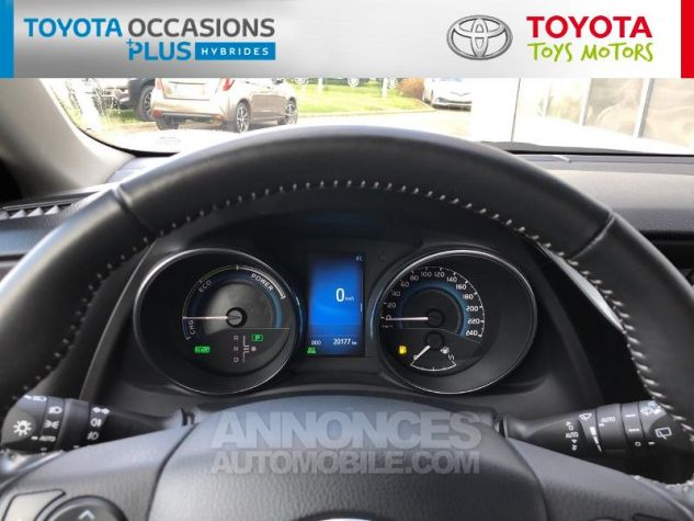 Toyota AURIS HSD 136h Collection RC18 Blanc Nacre Occasion - 7