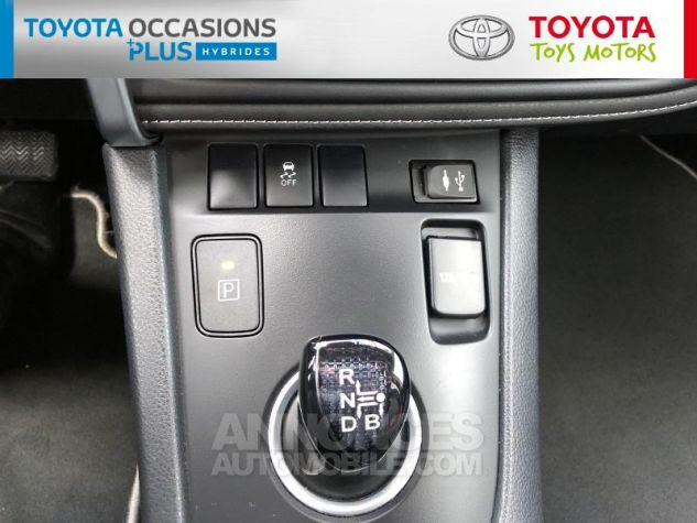 Toyota AURIS HSD 136h Collection RC18 Blanc Nacre Occasion - 8