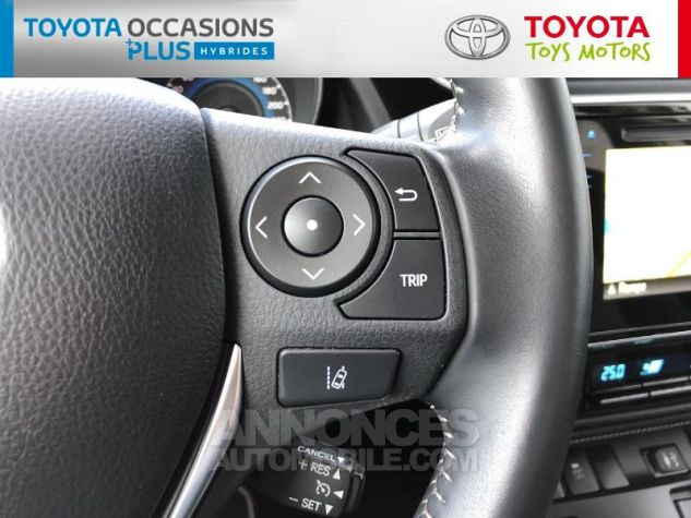 Toyota AURIS HSD 136h Collection RC18 Blanc Nacre Occasion - 9
