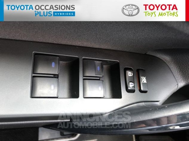 Toyota AURIS HSD 136h Collection RC18 Blanc Nacre Occasion - 11