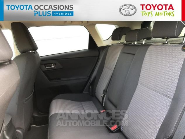 Toyota AURIS HSD 136h Collection RC18 Blanc Nacre Occasion - 13