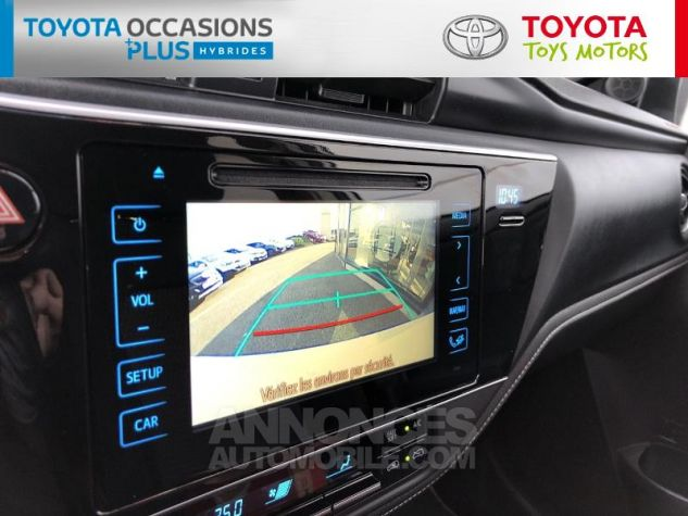 Toyota AURIS HSD 136h Collection RC18 Blanc Nacre Occasion - 17