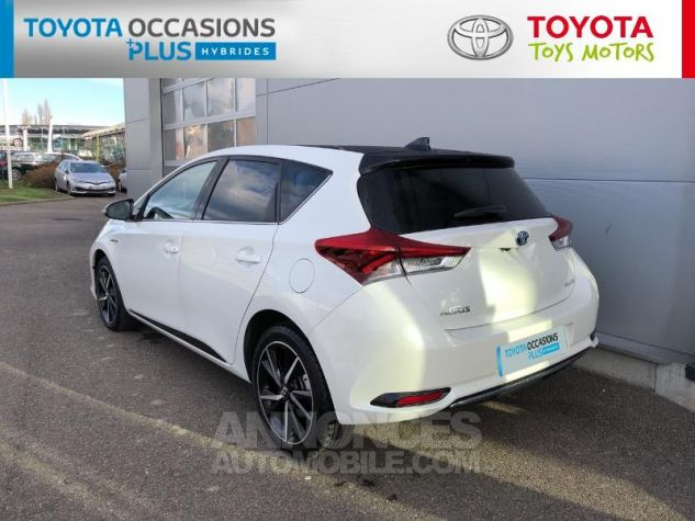 Toyota AURIS HSD 136h Collection RC18 Blanc Nacre Occasion - 19