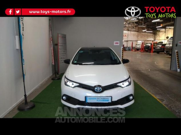 Toyota AURIS HSD 136h Collection RC18 Blanc Nacre Occasion - 0
