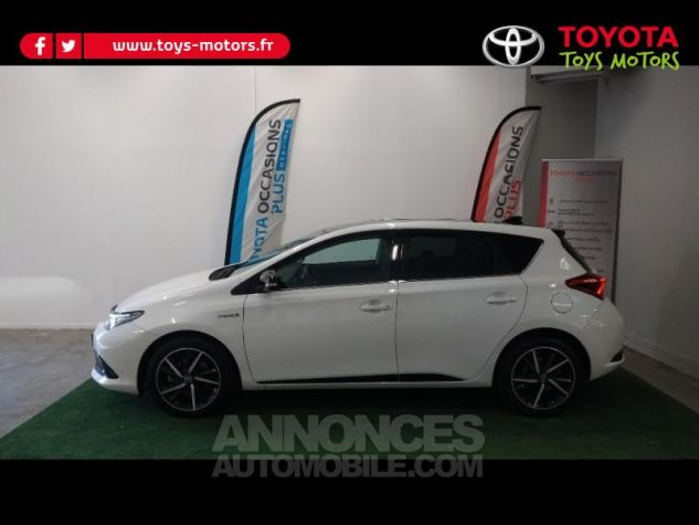 Toyota AURIS HSD 136h Collection RC18 Blanc Nacre Occasion - 2