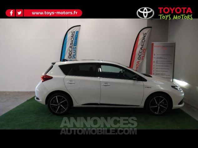 Toyota AURIS HSD 136h Collection RC18 Blanc Nacre Occasion - 5