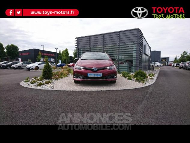 Toyota AURIS HSD 136h Collection RC18 Rouge Occasion - 0