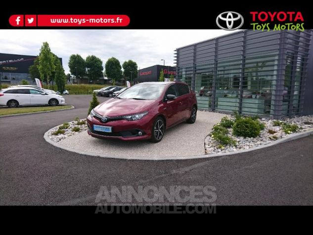 Toyota AURIS HSD 136h Collection RC18 Rouge Occasion - 1