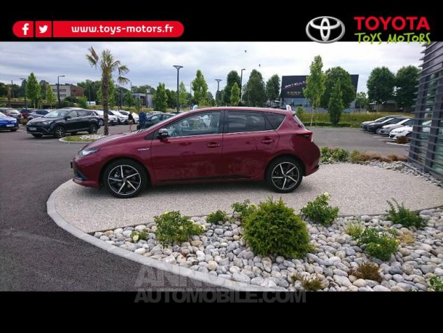 Toyota AURIS HSD 136h Collection RC18 Rouge Occasion - 2
