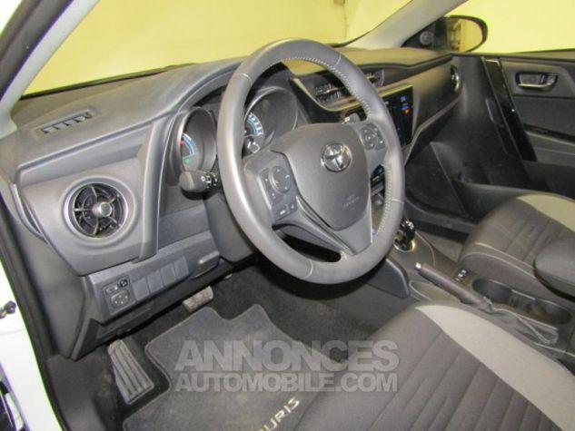 Toyota AURIS HSD 136h Design Blanc Occasion - 6