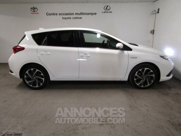 Toyota AURIS HSD 136h Design Blanc Occasion - 2