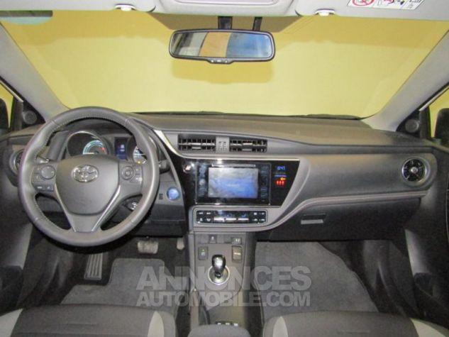 Toyota AURIS HSD 136h Design Blanc Occasion - 7