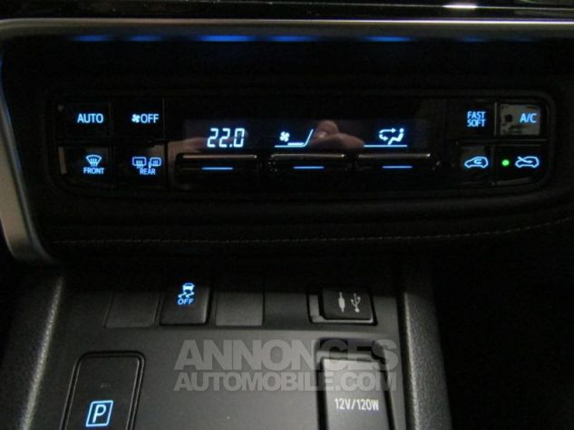 Toyota AURIS HSD 136h Design Blanc Occasion - 15