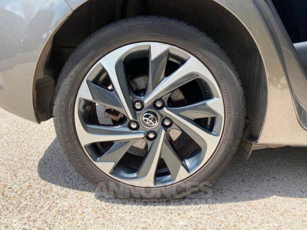 Toyota AURIS HSD 136h Design Gris Dune Occasion - 4
