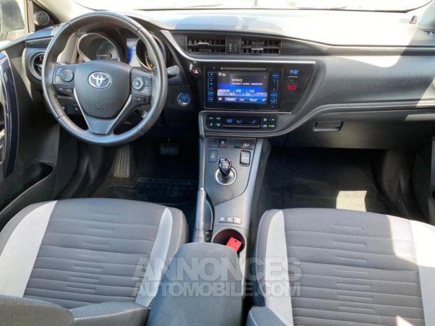 Toyota AURIS HSD 136h Design Gris Dune Occasion - 6