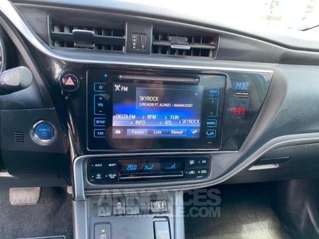 Toyota AURIS HSD 136h Design Gris Dune Occasion - 10
