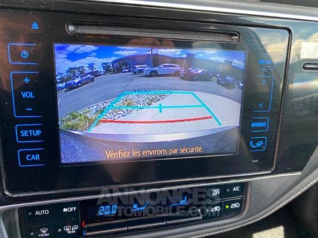 Toyota AURIS HSD 136h Design Gris Dune Occasion - 16