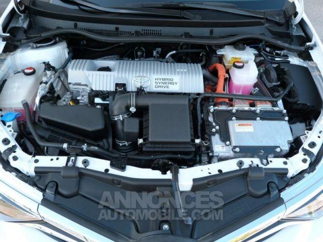 Toyota AURIS HSD 136h Design BLANC NACRE Occasion - 8